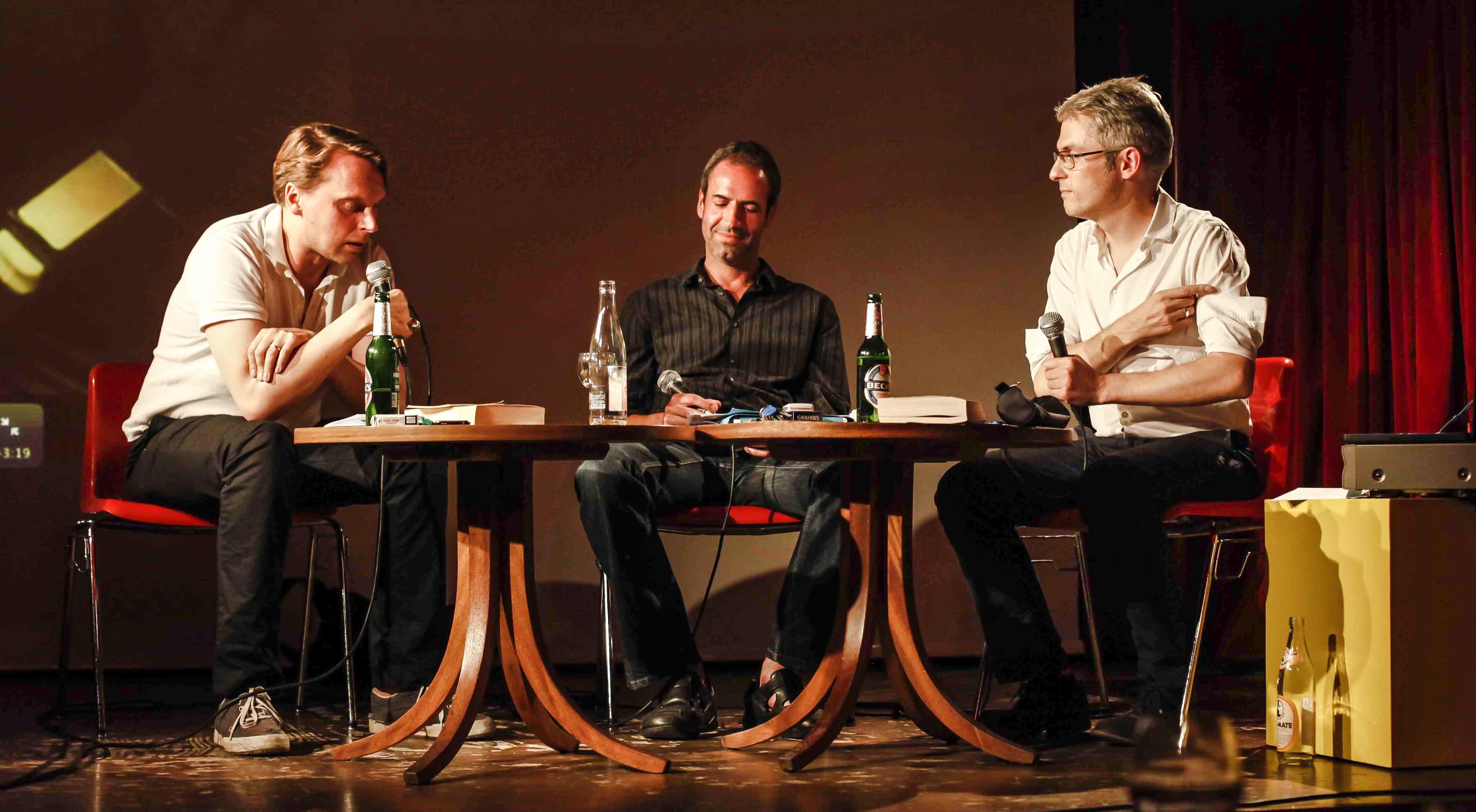 Mark Terkessidis, Volksbühne